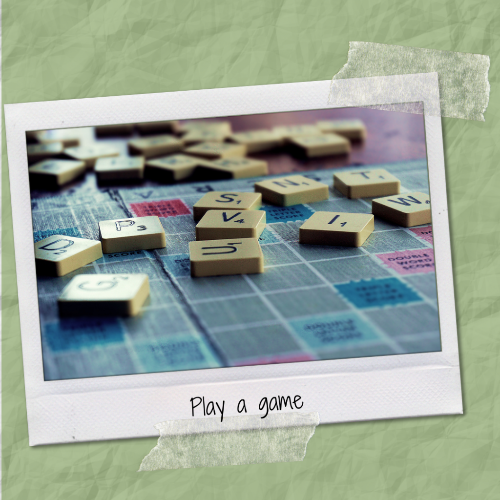 Pplay a game