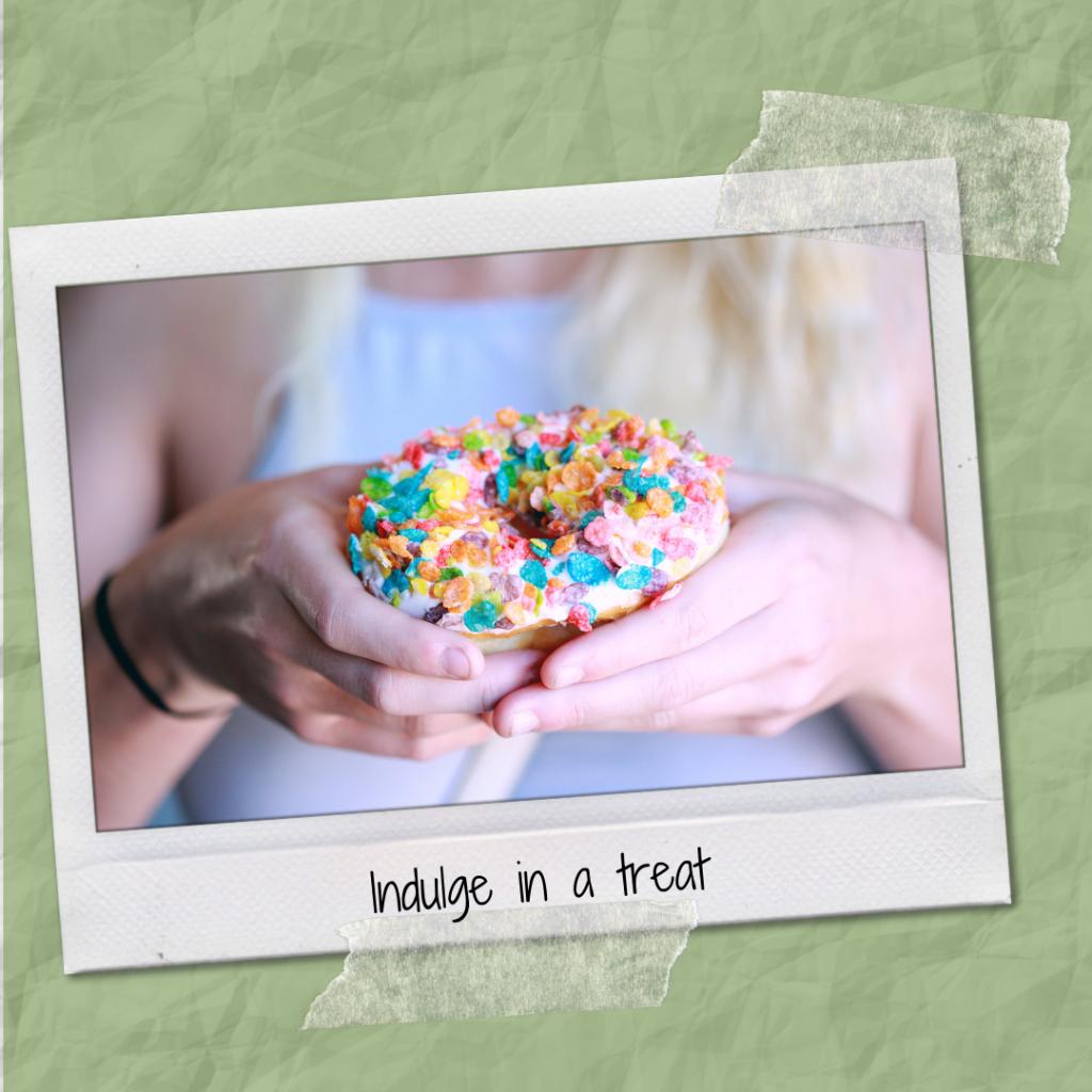 Indulge in a treat